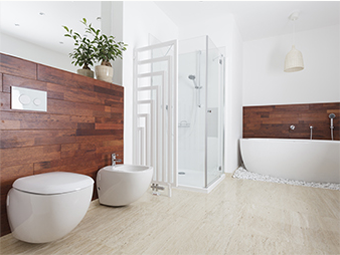 Energy Efficient Bathrooms