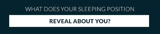 What Does Your Sleep Position Reveal About You?