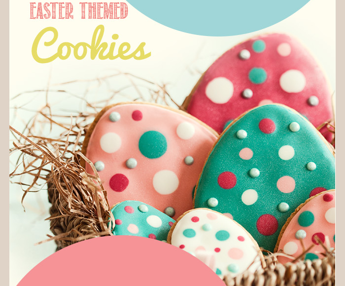 Easter Themed Cookies
