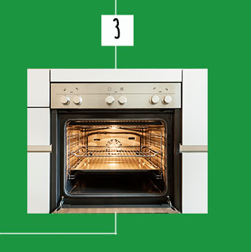 Use Heat From The Oven | Yourelectrics.com